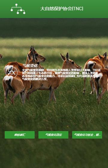 大自然保护协会协会案例图片3